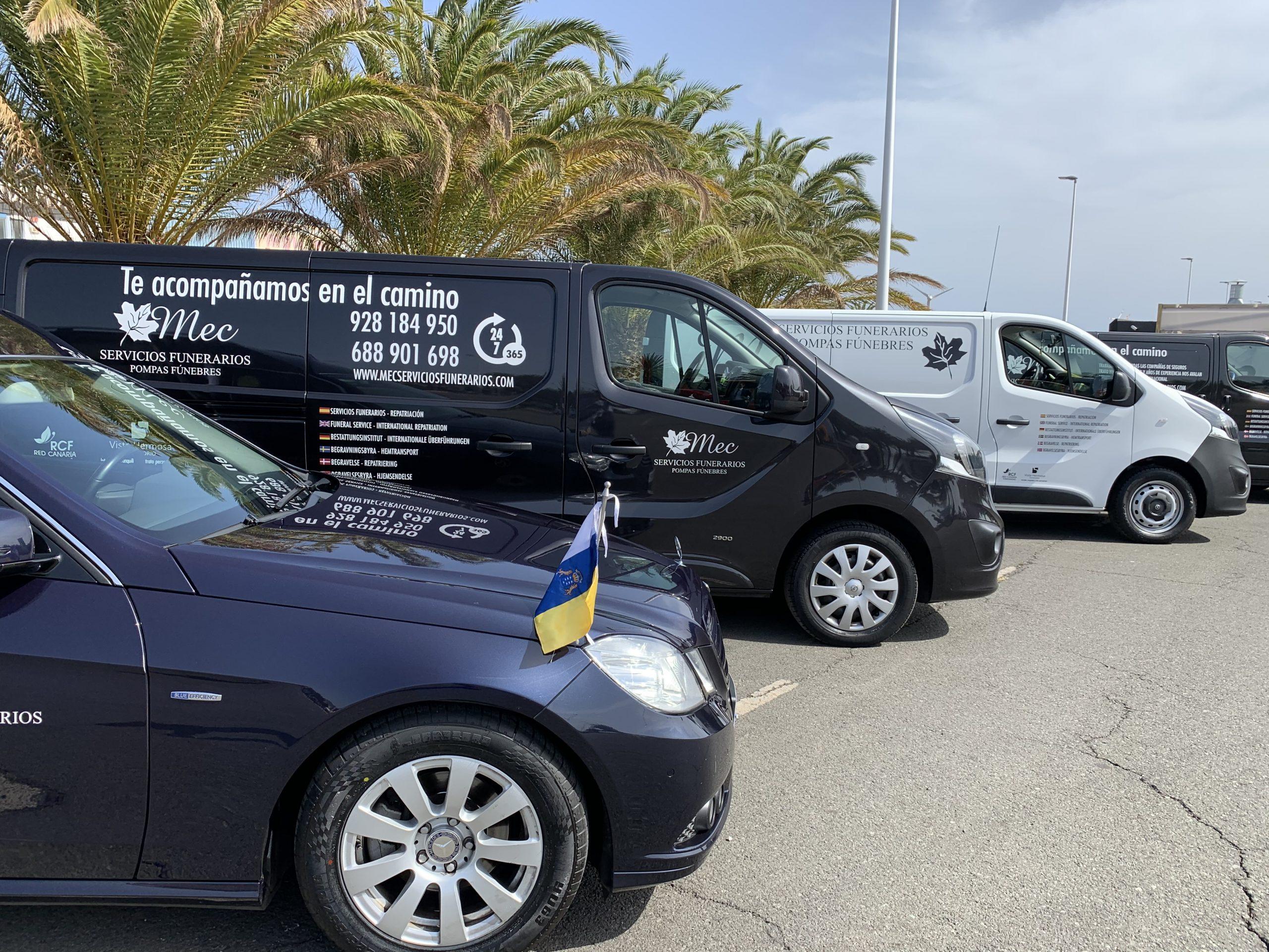 MEC Servicios Funerarios Es Tu Funeraria En Las Palmas