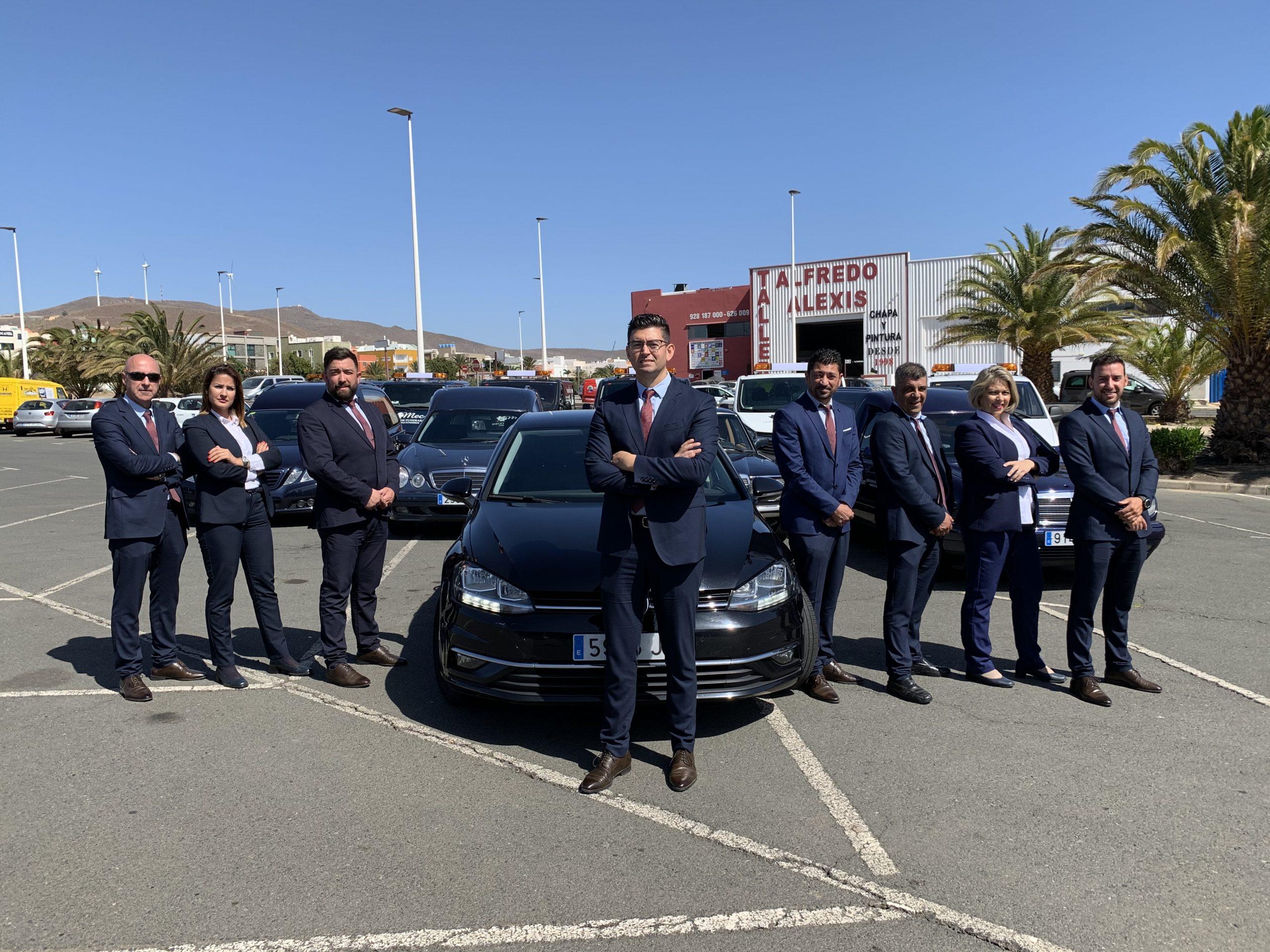 MEC Servicios Funerarios Referente en Canarias